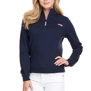 NWT Vineyard Vines Navy Shep Shirt